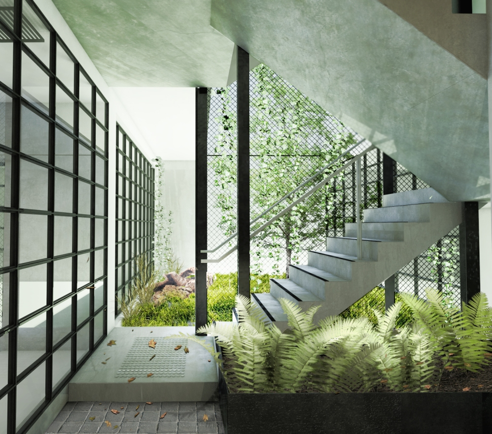 Image: Breathe Architecture